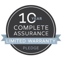 We are an HVAC contractor in Fort Wayne, IN whose York products come with a 10 year warranty.