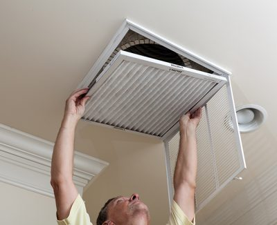 For an air conditioner repair in Fort Wayne, IN, contact Above All HVAC!
